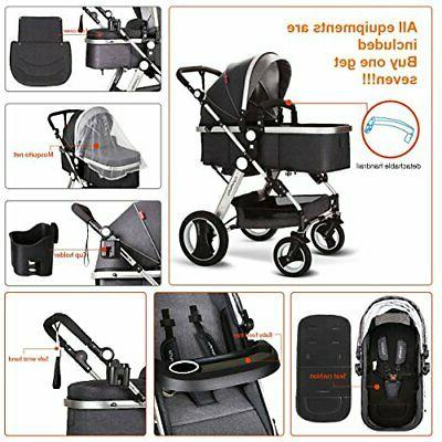 cynebaby Baby Stroller Compact Strollers (