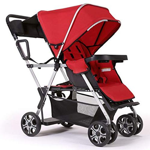 double stroller convenience urban twin