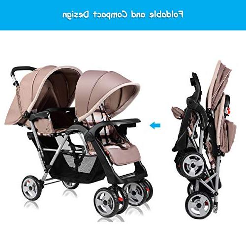 Costzon Stroller Infant Baby Convenience Seat