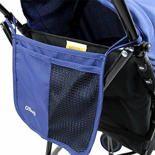 Stroller with Harness
