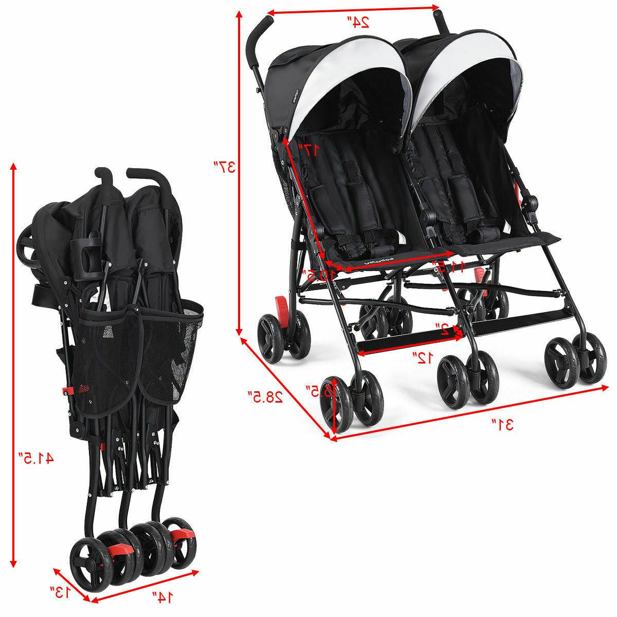 Foldable Stroller Stroller Pushchair