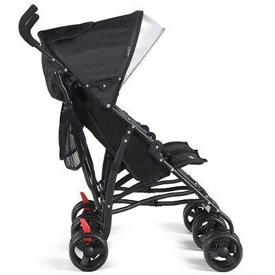 Twins Baby Double Ultralight Foldable Pushchair
