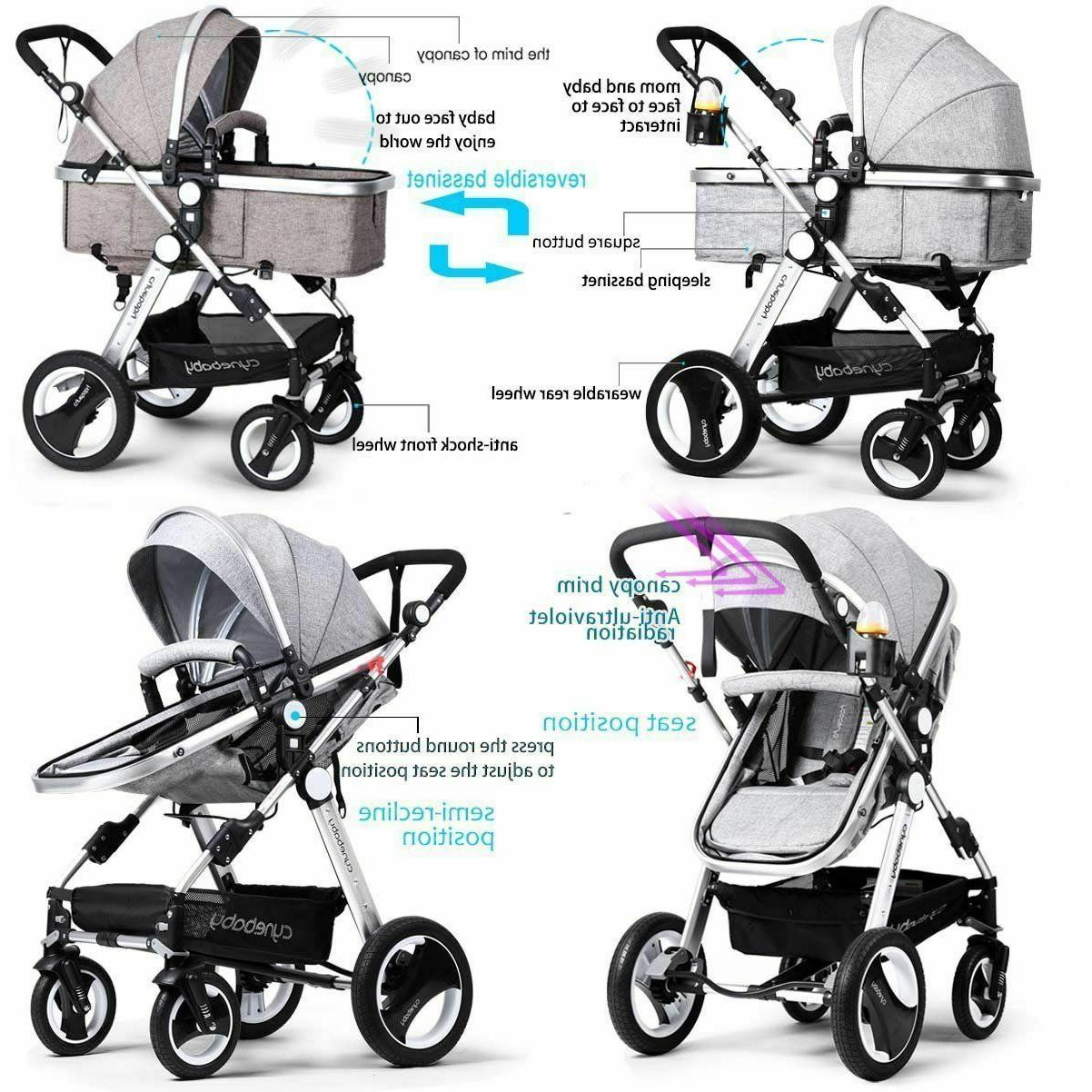 Infant Carriage Pram