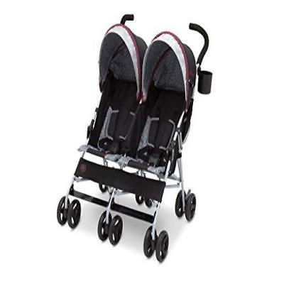 j is for brand scout double stroller
