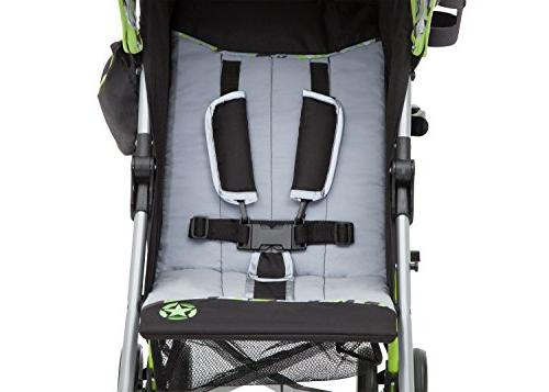 J is for Brand Scout Stroller Camouflage
