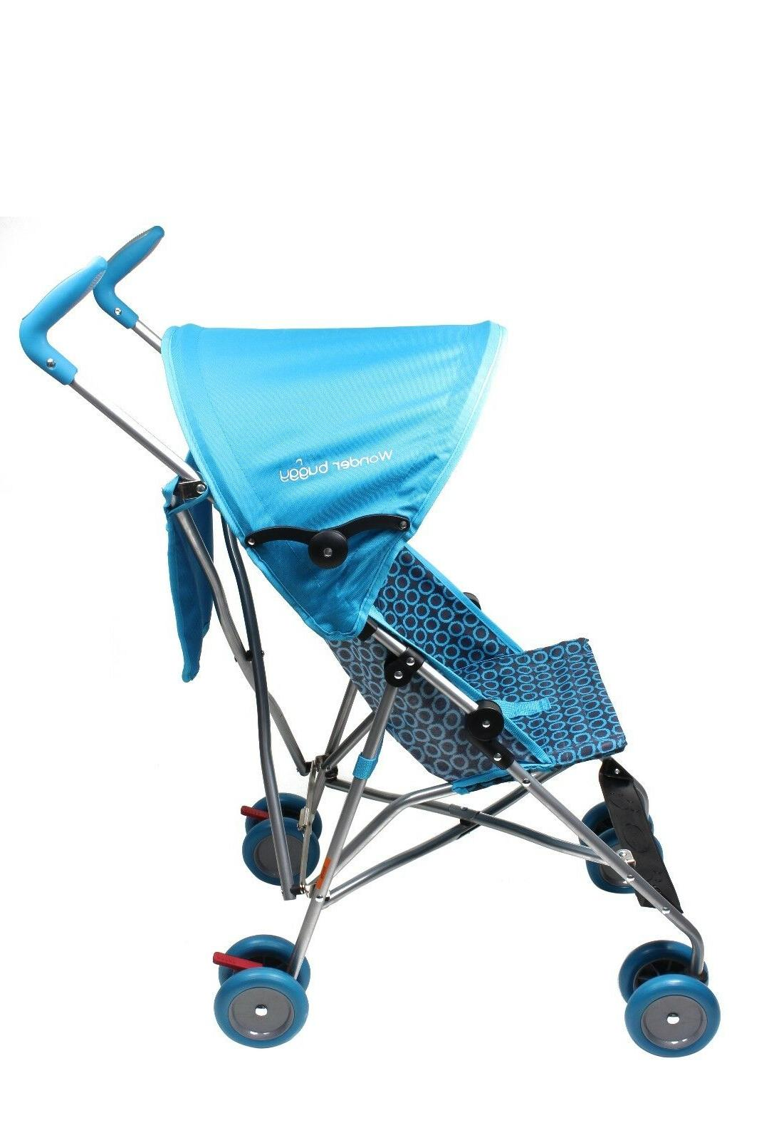 Wonder Stroller With Round Canopy For
