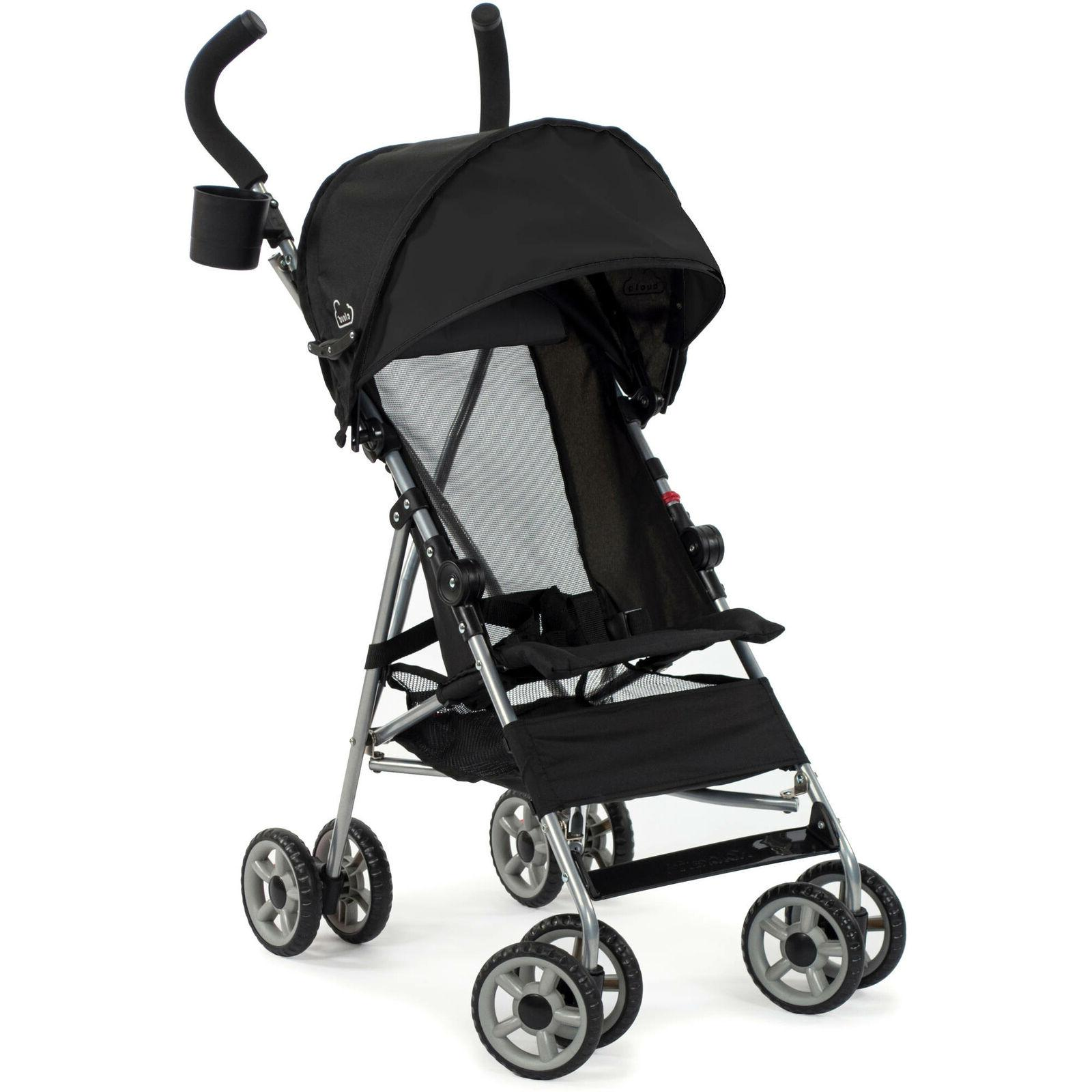 lightweight folding stroller baby toddler cup holder