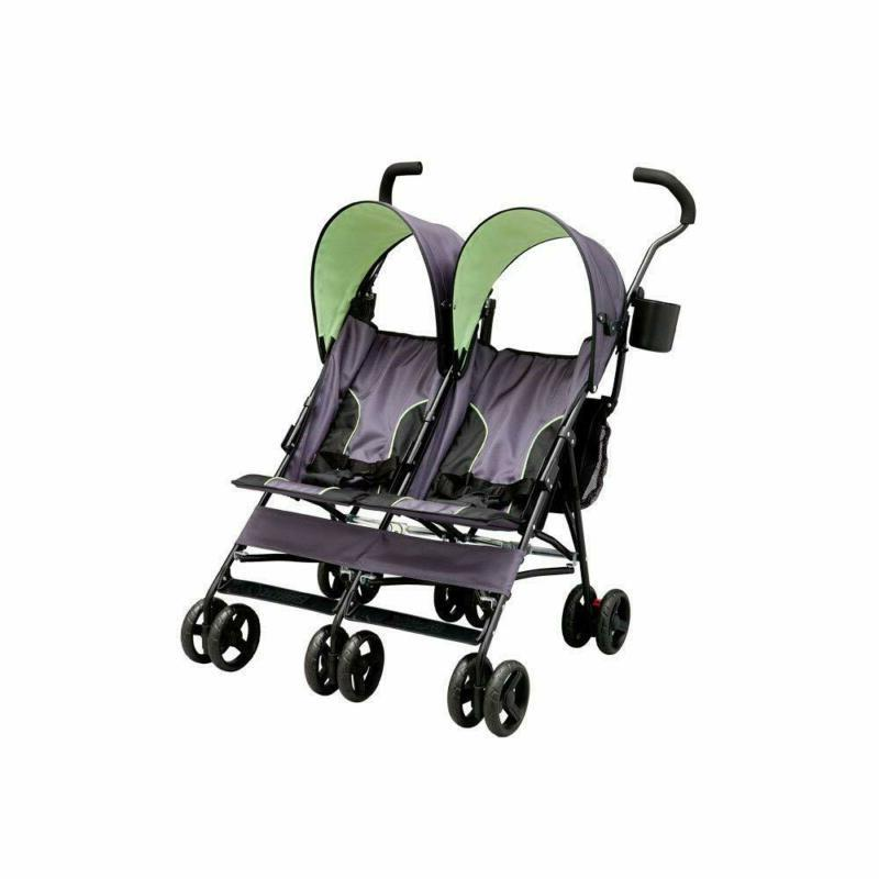 lx side by side tandem umbrella stroller