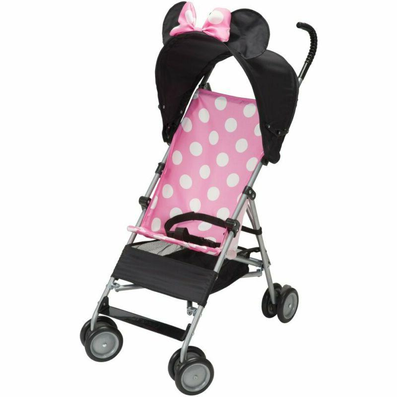 Mouse Umbrella Stroller Baby Quality
