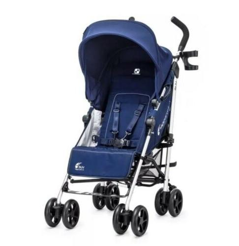 new 2014 model vue stroller navy umbrella