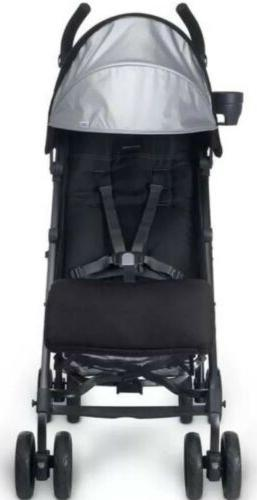 NEW UPPAbaby G-Luxe Black In Sealed 2017