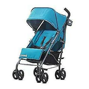 new groove ultralight umbrella stroller turquoise