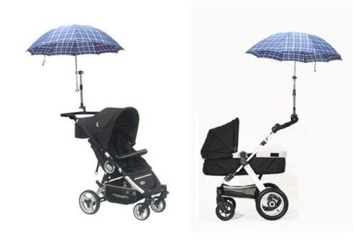 New Pram Stand Adjustable Rack