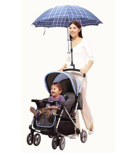 New Baby Pram Adjustable Umbrella L