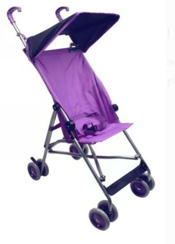 parker umbrella stroller with canopy royal blue