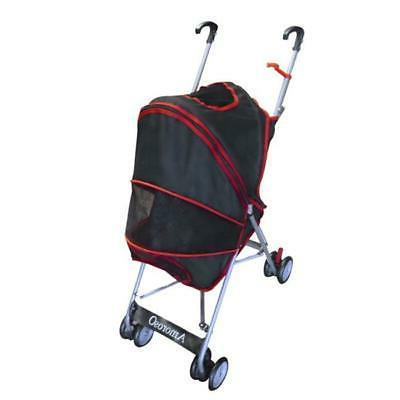 Standard Pet Stroller - Color: Black