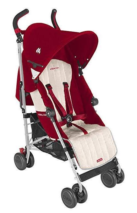 quest easy fold lightweight umbrella stroller scarlet