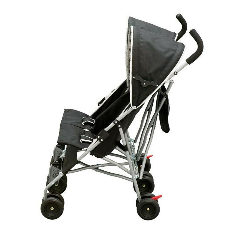 Stroller Twin Baby Side Umbrella