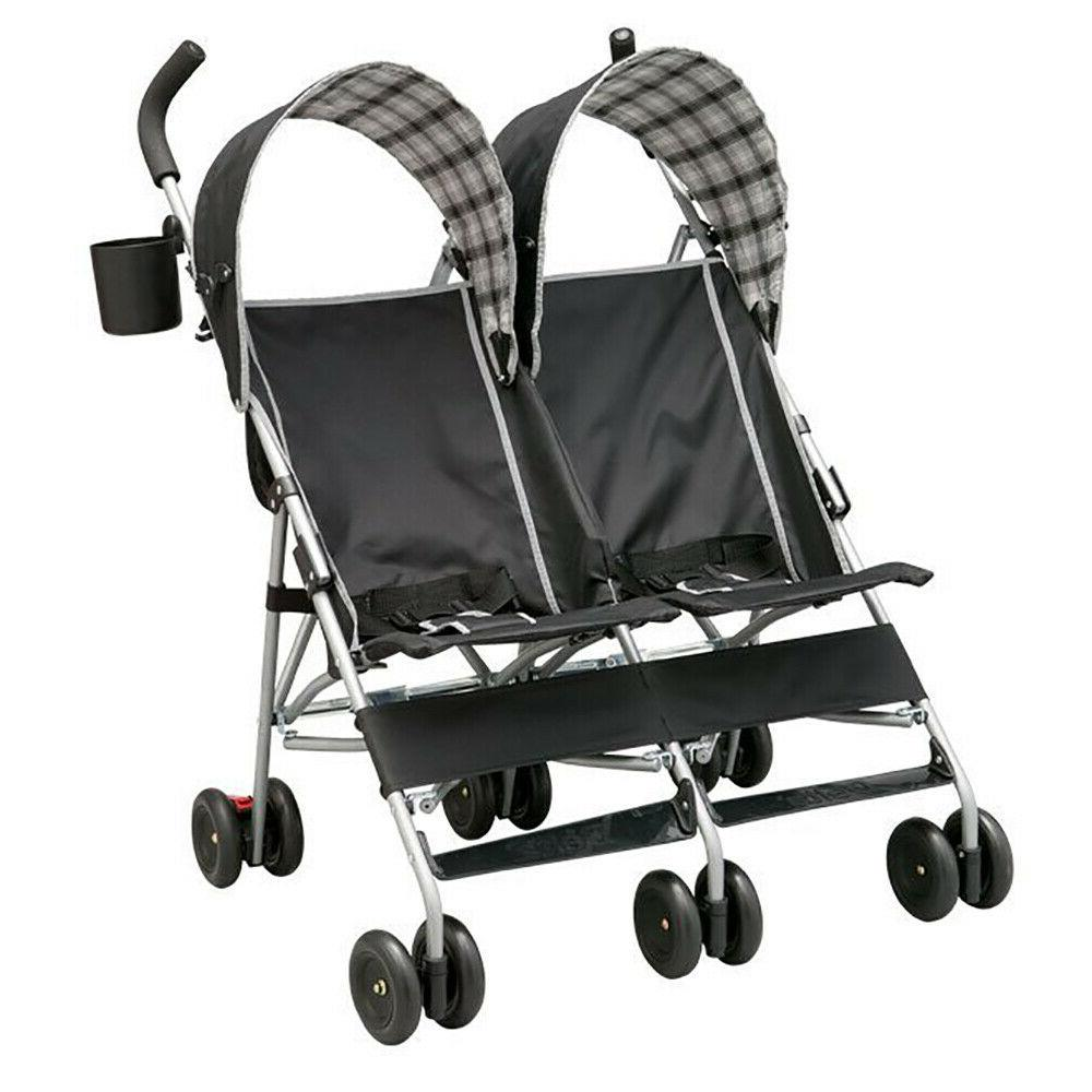 Stroller Double Jogger Children