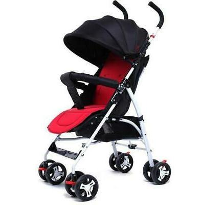strollers lightweight doll can sit baby