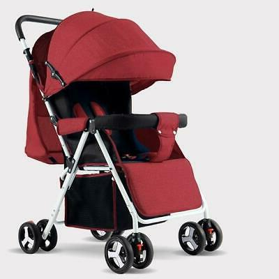 strollers lightweight stroller can sit can baby