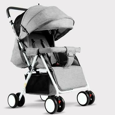 strollers in lightweight can sit down baby