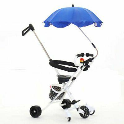 Sun Umbrella Parasol Baby Buggy Pushchair Stroller