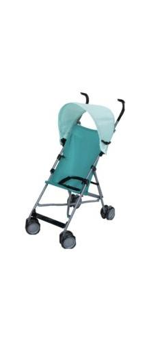 Cosco Teal Foldable Umbrella Stroller With Canopy