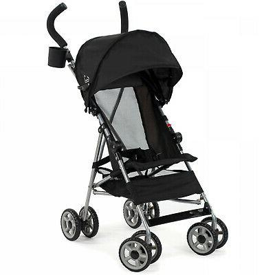 Travel Convenience Baby Stroller Foldable Toddler Chair Lightweight W// Umbrella