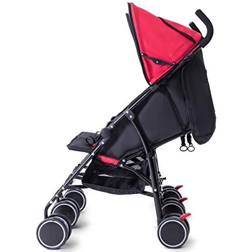 Costzon Stroller, Foldable Double