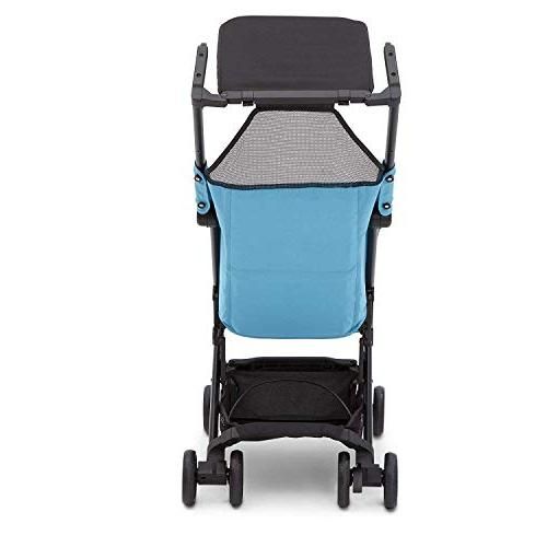 The Stroller Delta for On-The-Go Everyday |