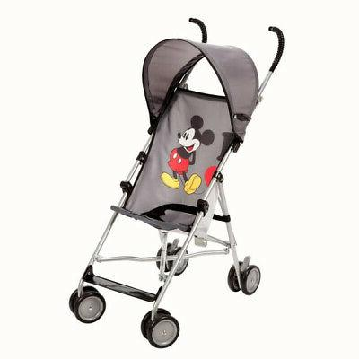 umbrella stroller with canopy in i heart