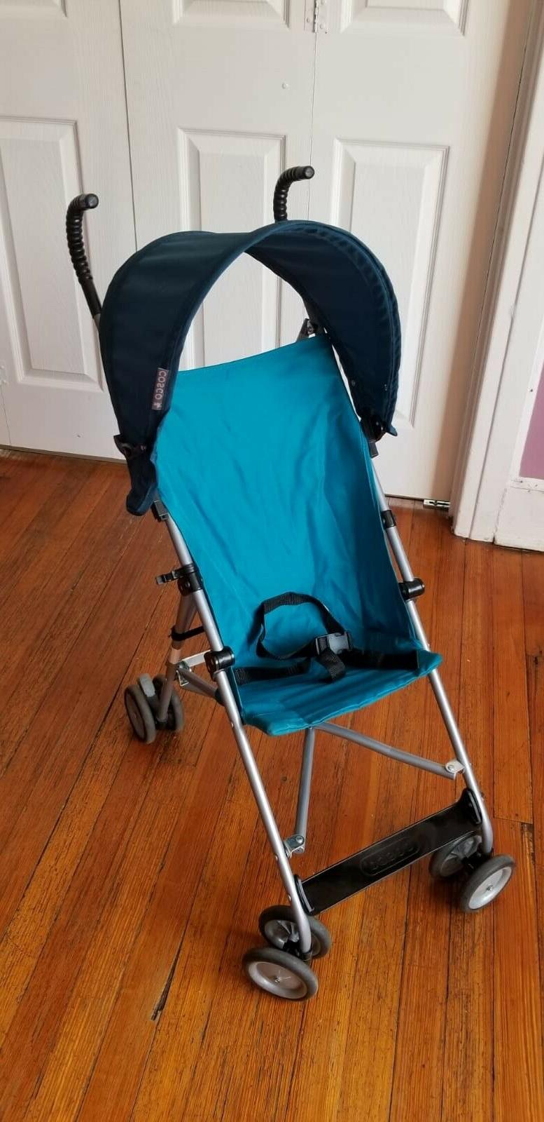 umbrella stroller with canopy lightweight and easy