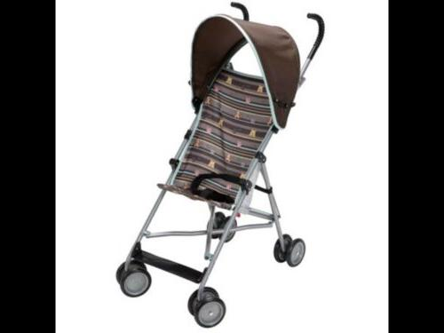 umbrella stroller with canopy my hunny stripes