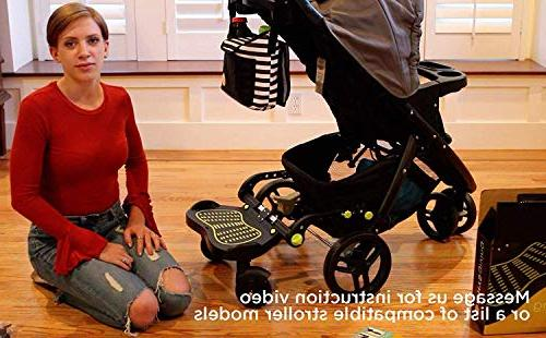 Universal Stroller Glider for Kids | Latch System 70 Stand with
