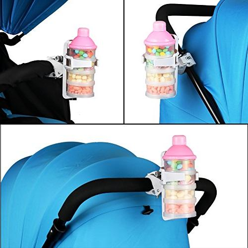 Water Bottle Holder/Bike Holder, Bike Water Bicycle for MTB Stroller Motorcycle Boats