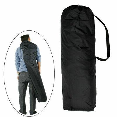 Waterproof Travel Umbrella Check Storage