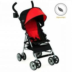 Lightweight Umbrella Travel Baby Toddler Stroller with Cup H