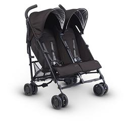 UPPAbaby 2015 G-Link Stroller with Rain Shield and Travel Ba