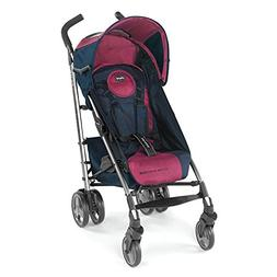 Chicco Liteway Plus 2-in-1 Lightweight Stroller - Blackberry