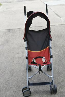 local pickup mickey mouse umbrella stroller