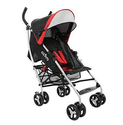 Evezo Maxord 3-Position Reclining Lightweight Stroller with