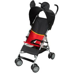 Mickey Mouse 3D Lightweight Compact Baby Umbrella Stroller P