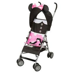 Minnie Mouse Umbrella Stroller Baby Lightweight Full Fold Co
