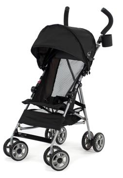 New Black Single Baby Stroller Umbrella Toddler Child Infant