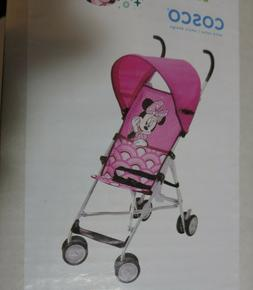 NEW in Box Minnie Mouse Cosco Disney Baby Umbrella Stroller