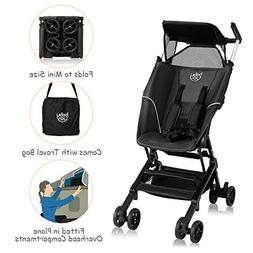 BABY JOY Pocket Stroller, Extra Lightweight Compact Folding
