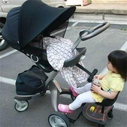 Baby Jogger Umbrella Stroller Reversible w/ Recline Folds Tr