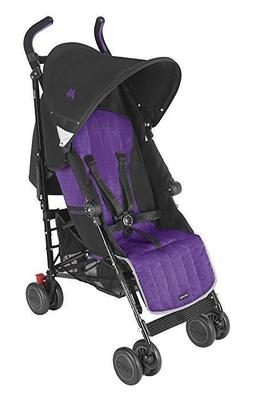 Maclaren Quest Stroller, Black/Majesty