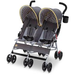 SCOUT DOUBLE STROLLER by J is for Jeep Baby Gear NEW in box